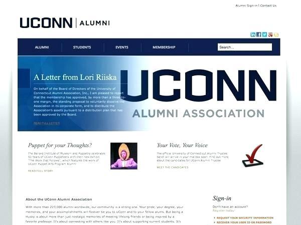 Alumni Association Website Templates