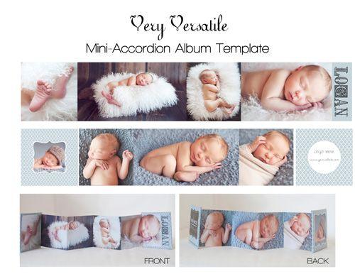 Baby Album Templates