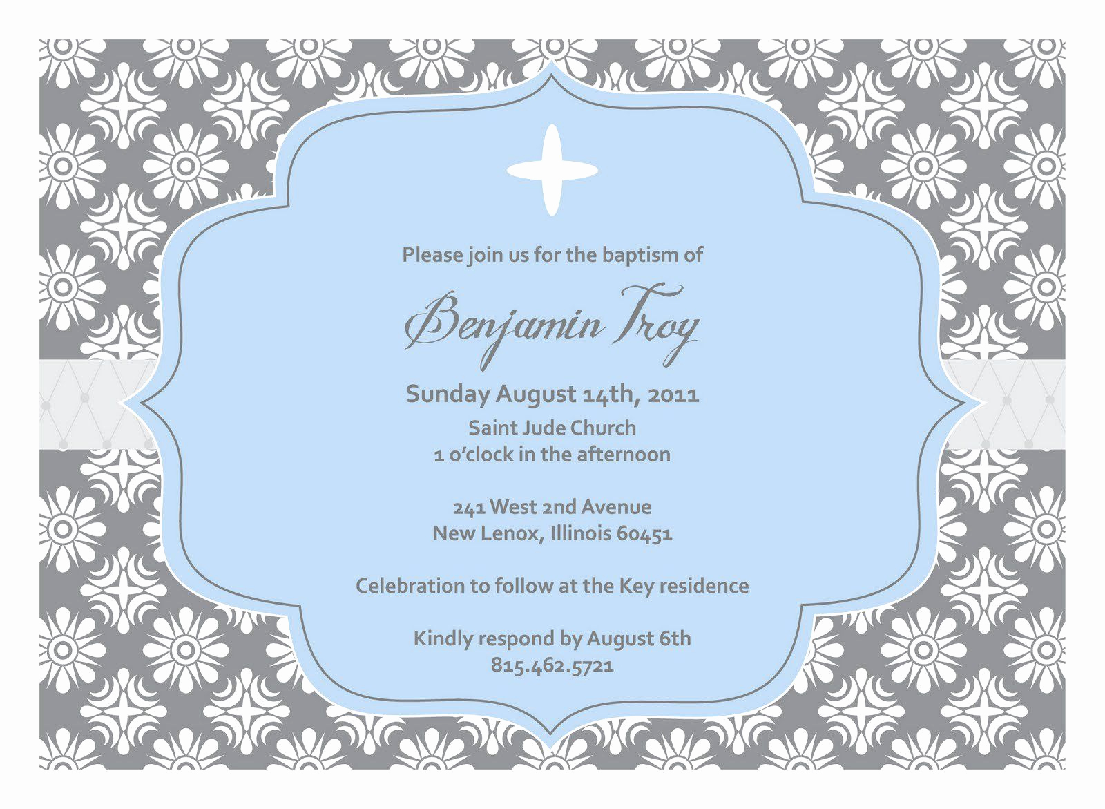 Free Printable Baptism Invitations Templates And Christening Invitation Blank Template
