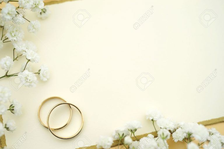 Blank Templates For Wedding Invitations