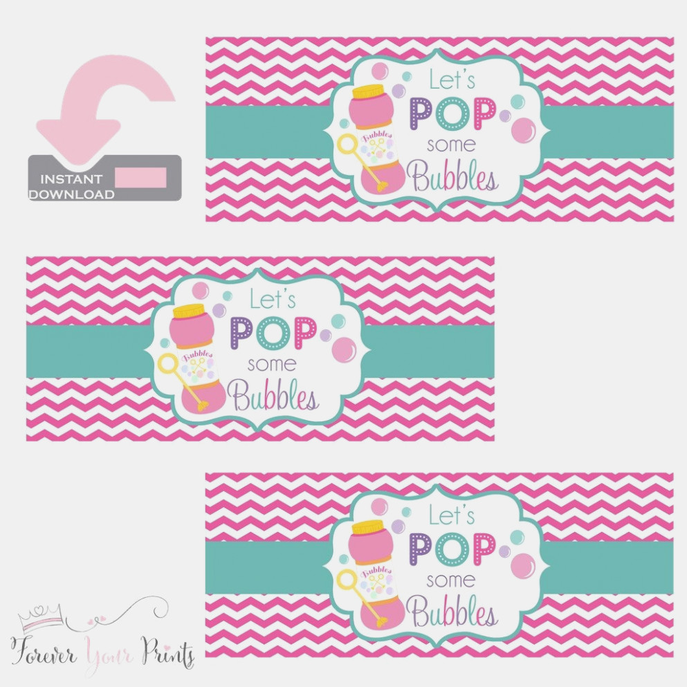 Bubble Labels Template