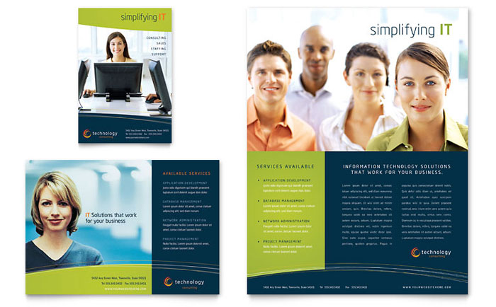 Business Flyers Templates Free