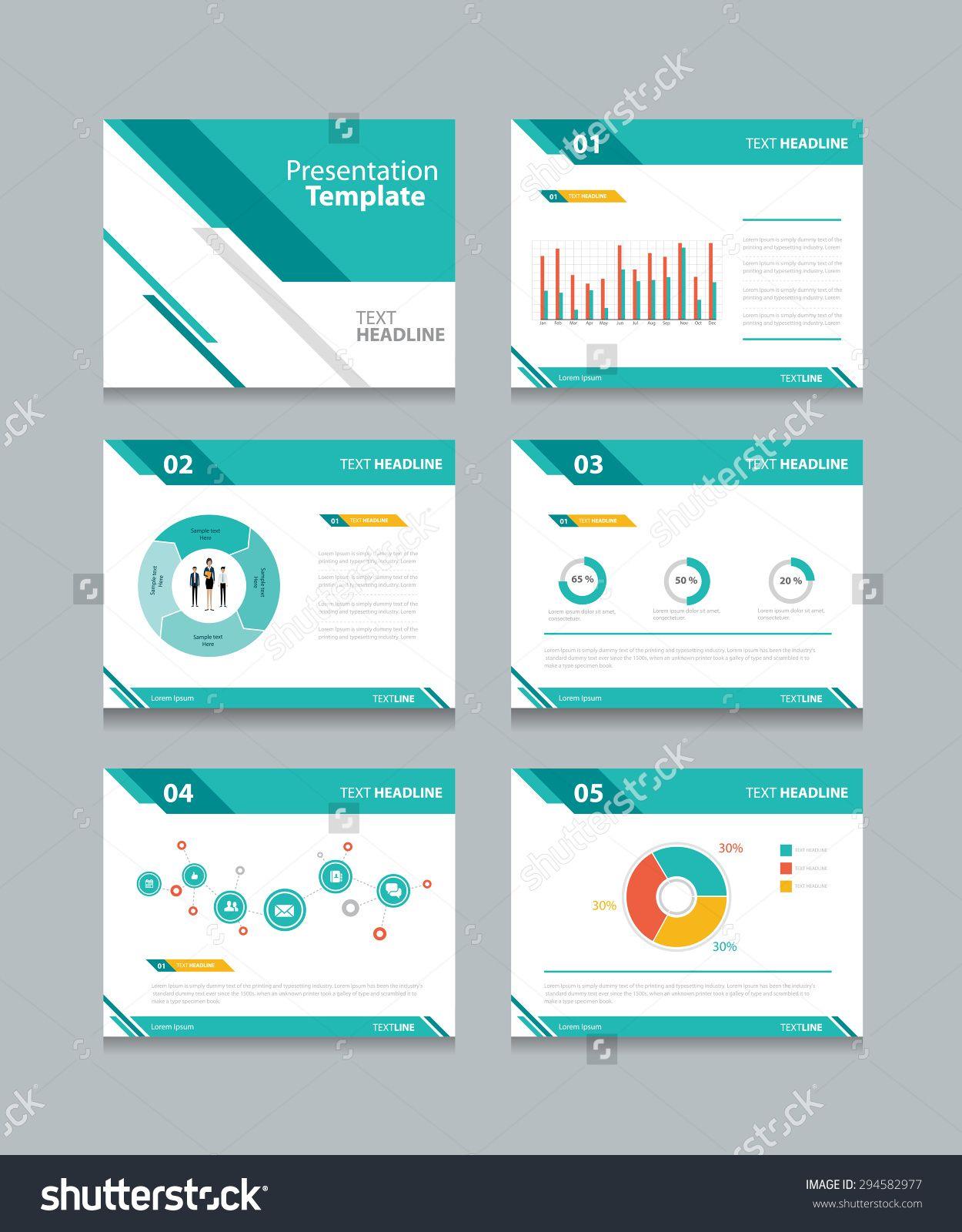 Business Presentation Template Ideas