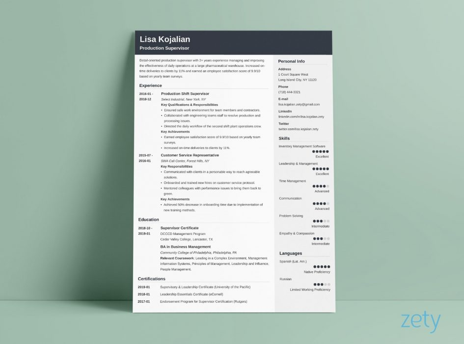 Creative Resumes Templates Free