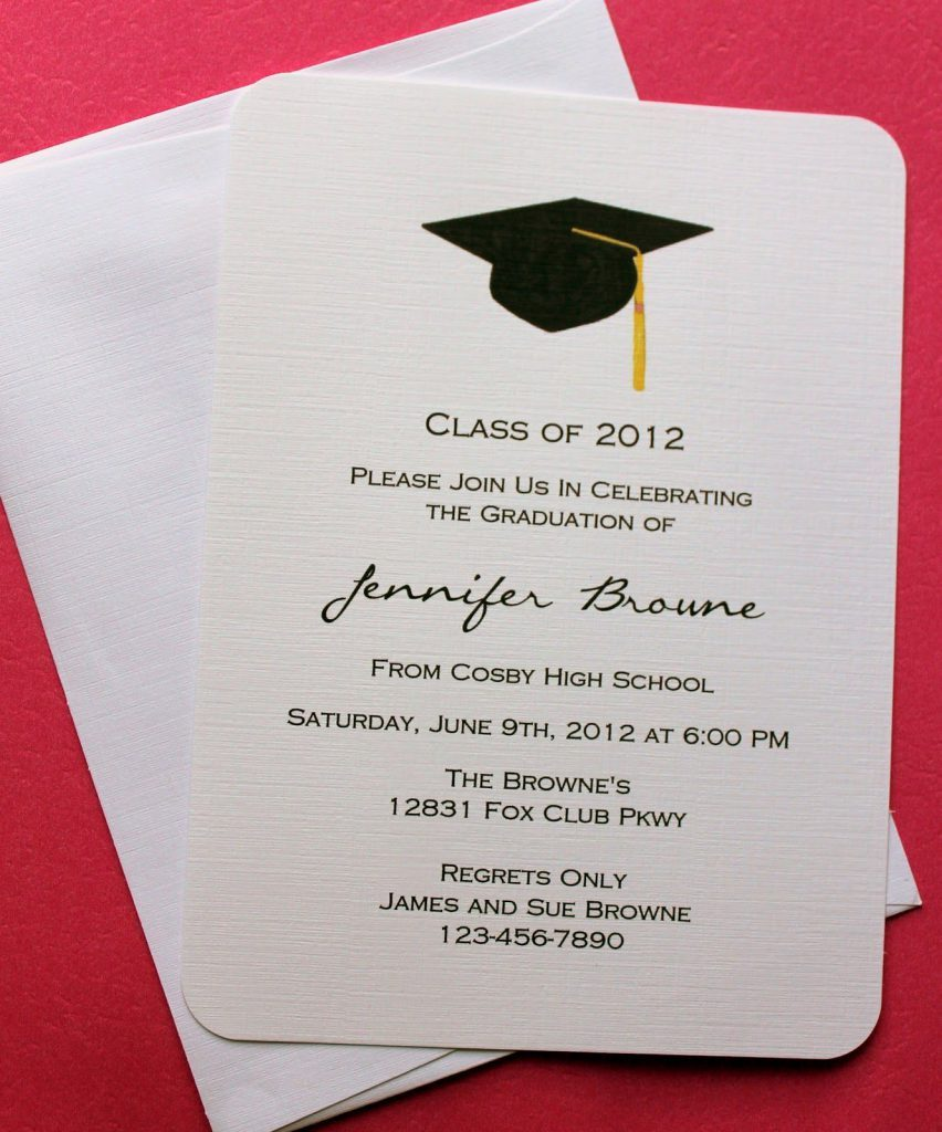Downloadable Invitation Templates Free Printable Graduation Template Invitation