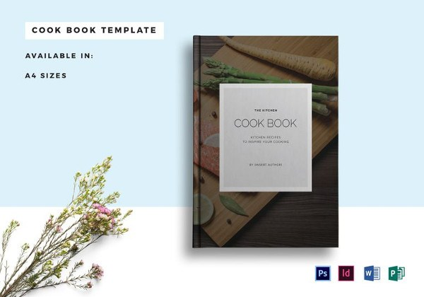 Downloadable Recipe Template Pdf