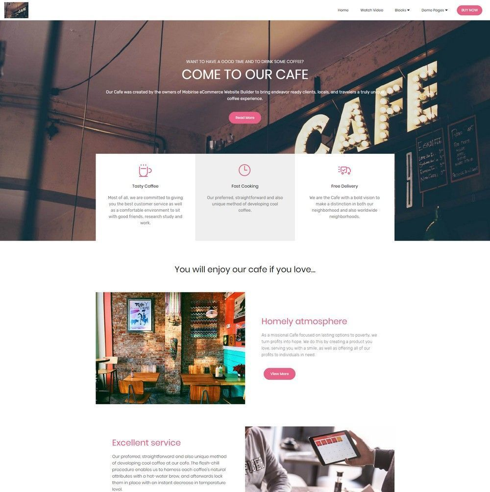 Ecommerce Template Bootstrap 3 Free Download