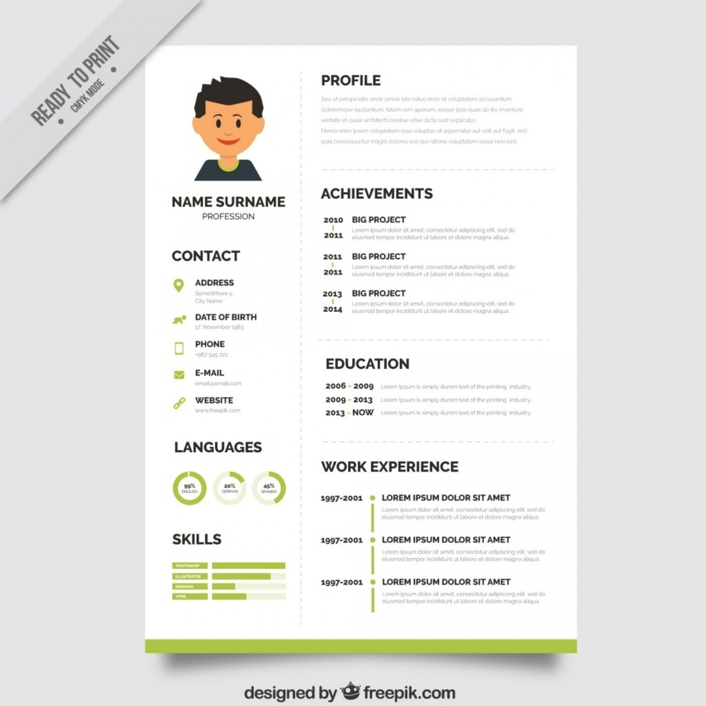 012 Resume Template Editable For It Resumes Project Ideas Free Best ... Editable Resume Format Free Download