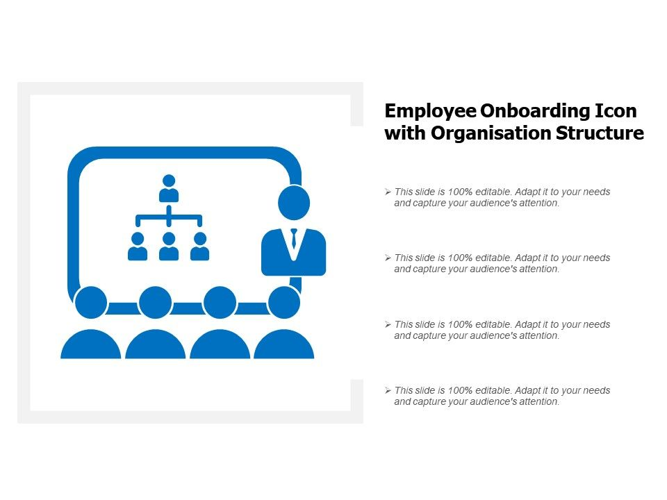 Employee Onboarding Ppt Template