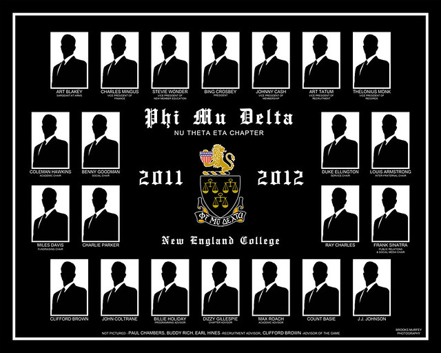 Fraternity Composite Template