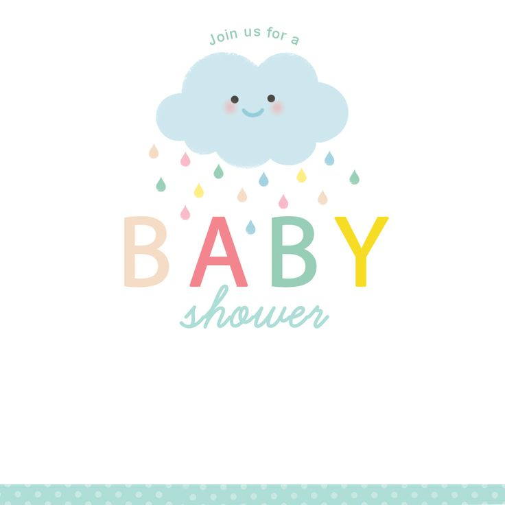Free Baby Shower Invite Templates