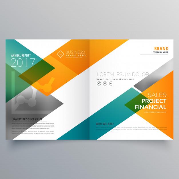 Free Bi Fold Brochure Template