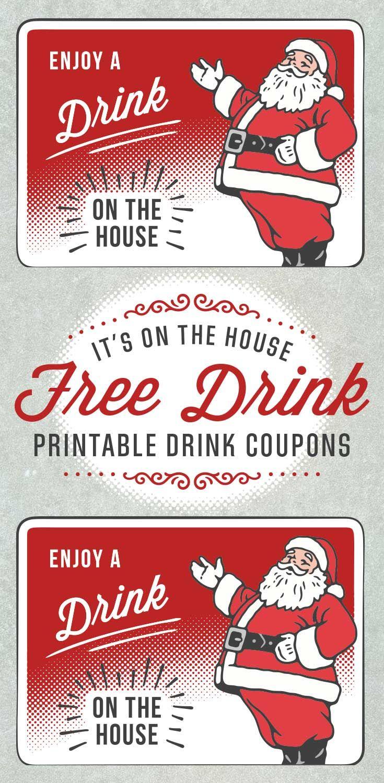 Free Printable Christmas Ticket Template