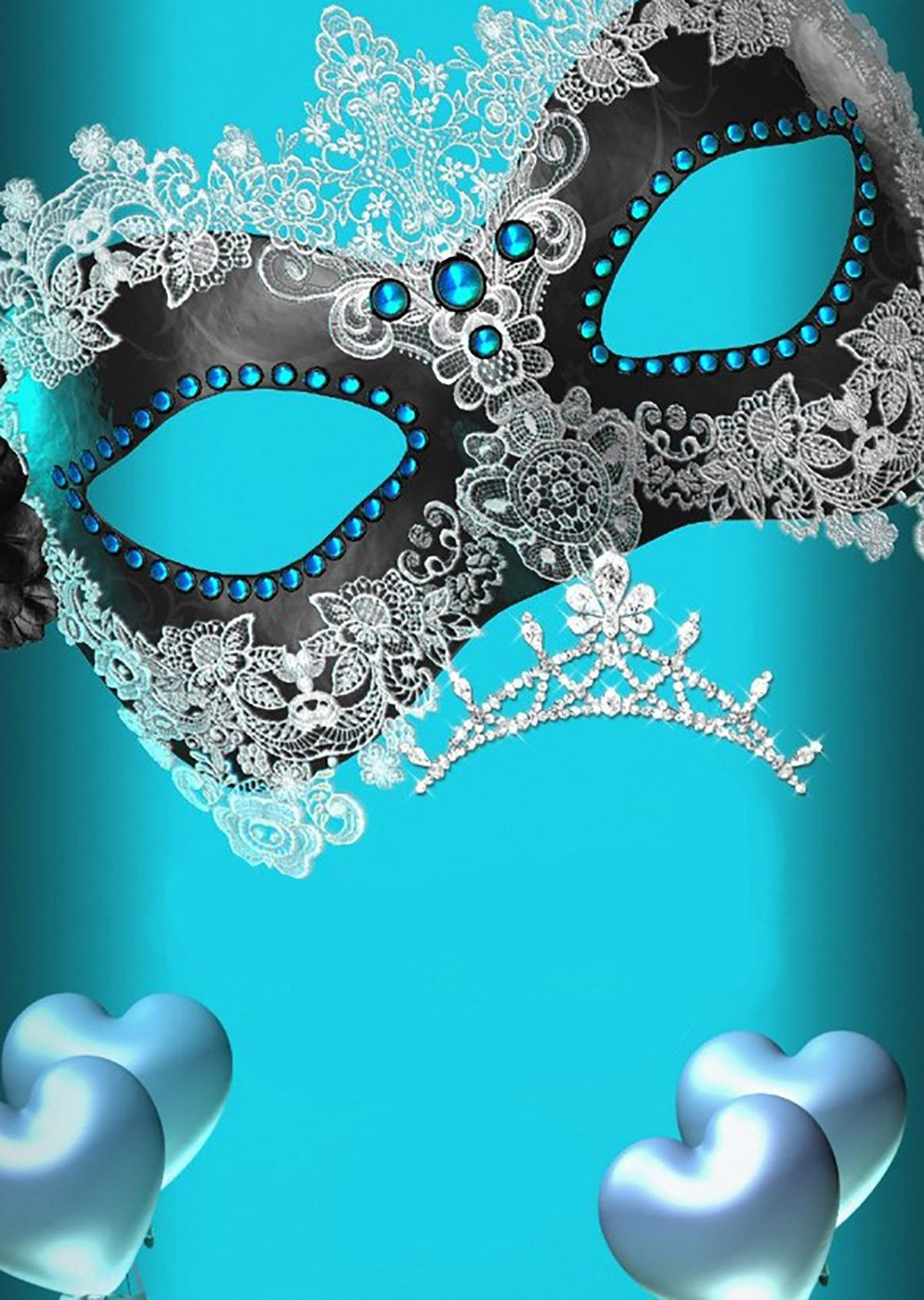 Free Printable Masquerade Invitation Templates