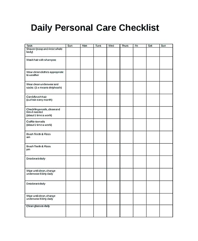 Free Restaurant Cleaning Checklist Template