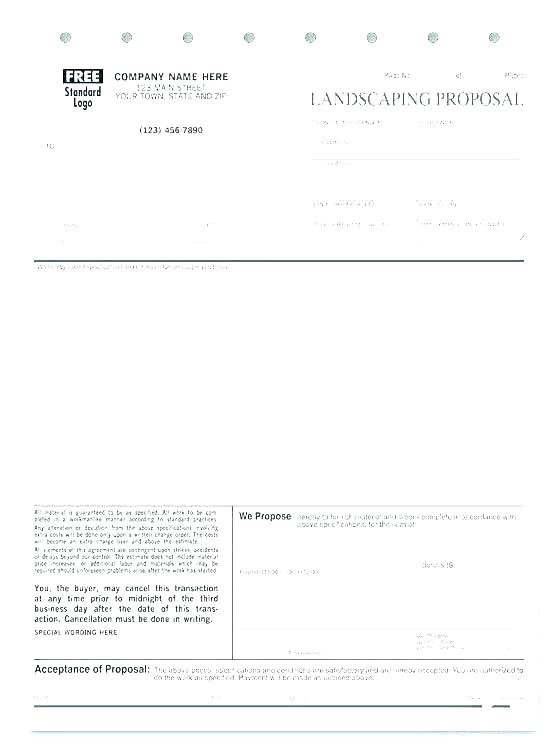 General Contractor Invitation To Bid Template