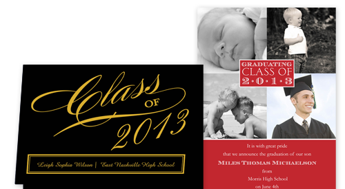High School Reunion Invitation Templates