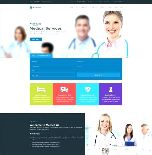 Homeopathy Website Templates Free Download