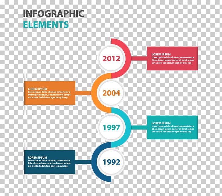 Infographic Timeline Powerpoint Template Free Roadmap