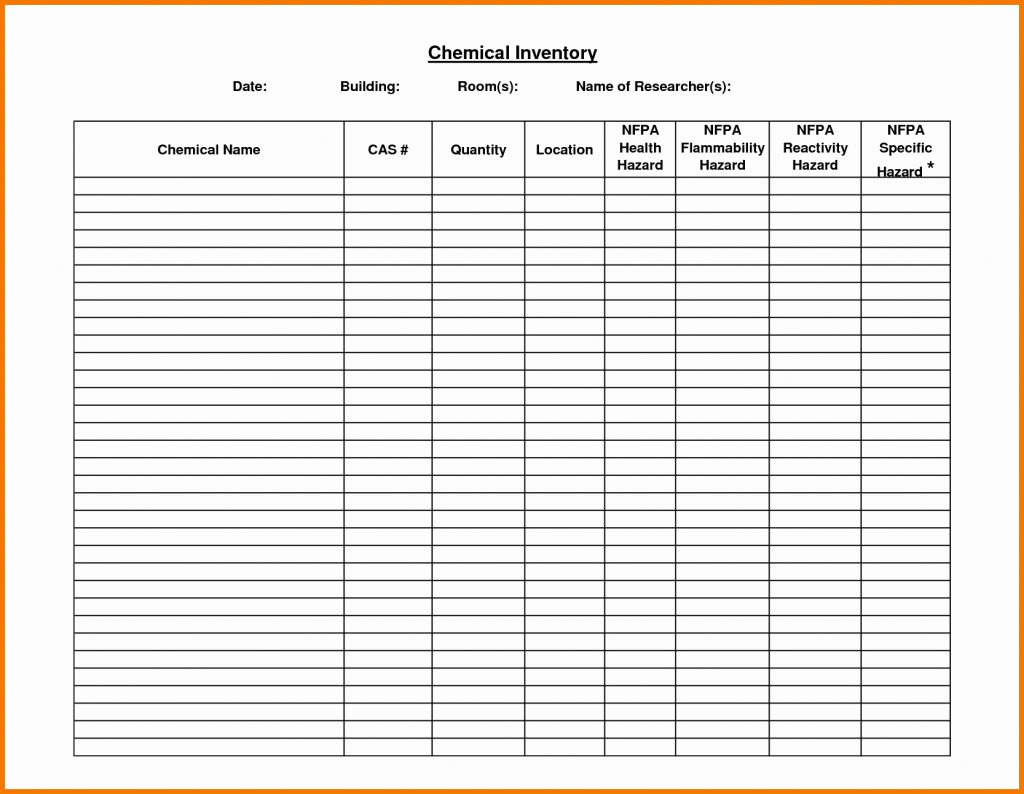 Inventory Tracking Small Business Inventory Spreadsheet Template