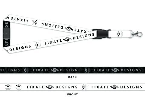 Lanyard Design Template Free