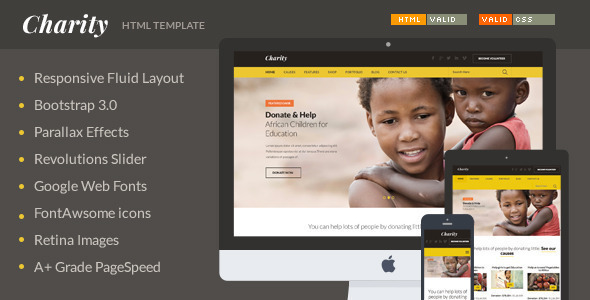 Ngo Website Template Html