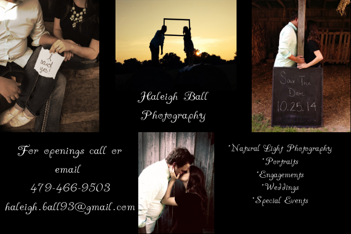 Photography Advertisement Template