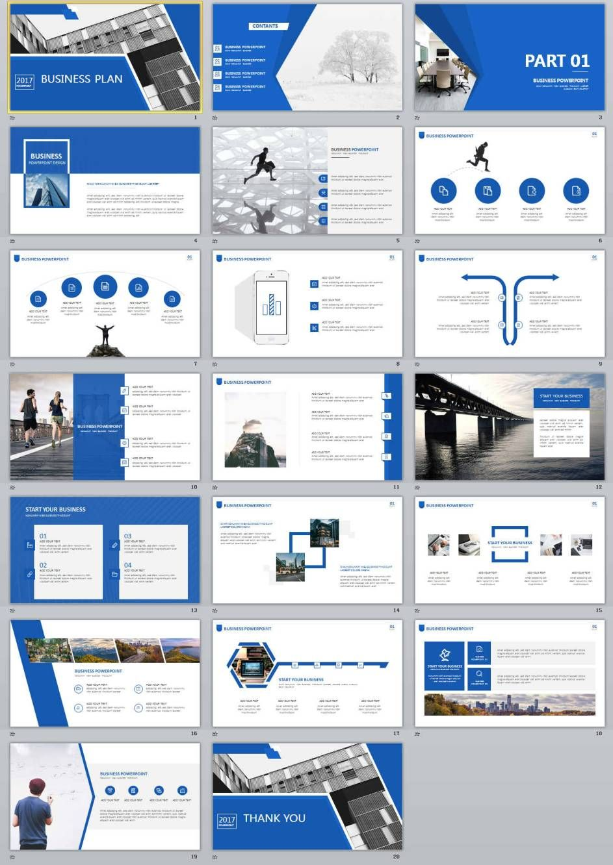 Powerpoint Slides Design Templates