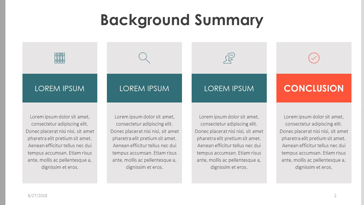 Powerpoint Templates For Thesis Defense Free Download