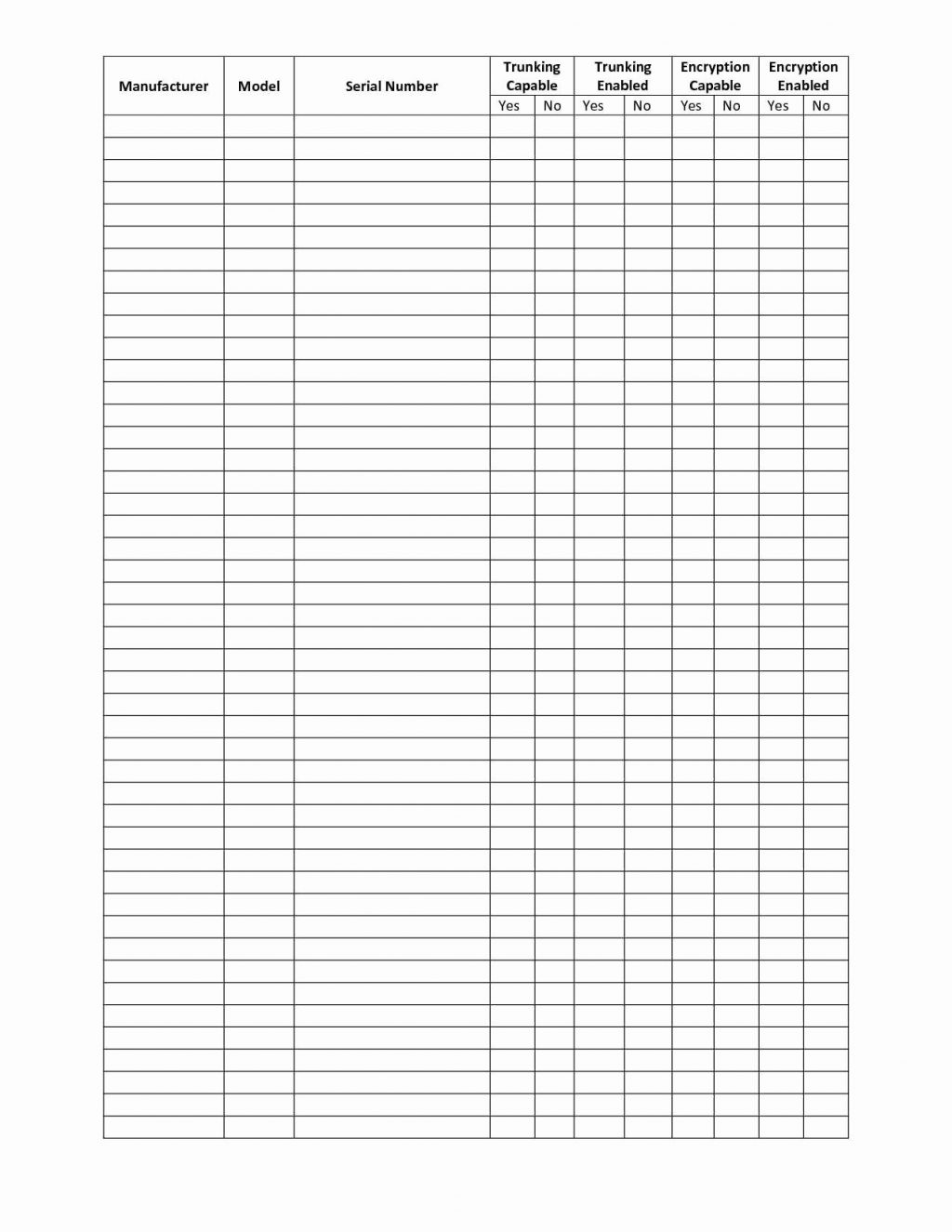 Product Inventory Small Business Inventory Spreadsheet Template