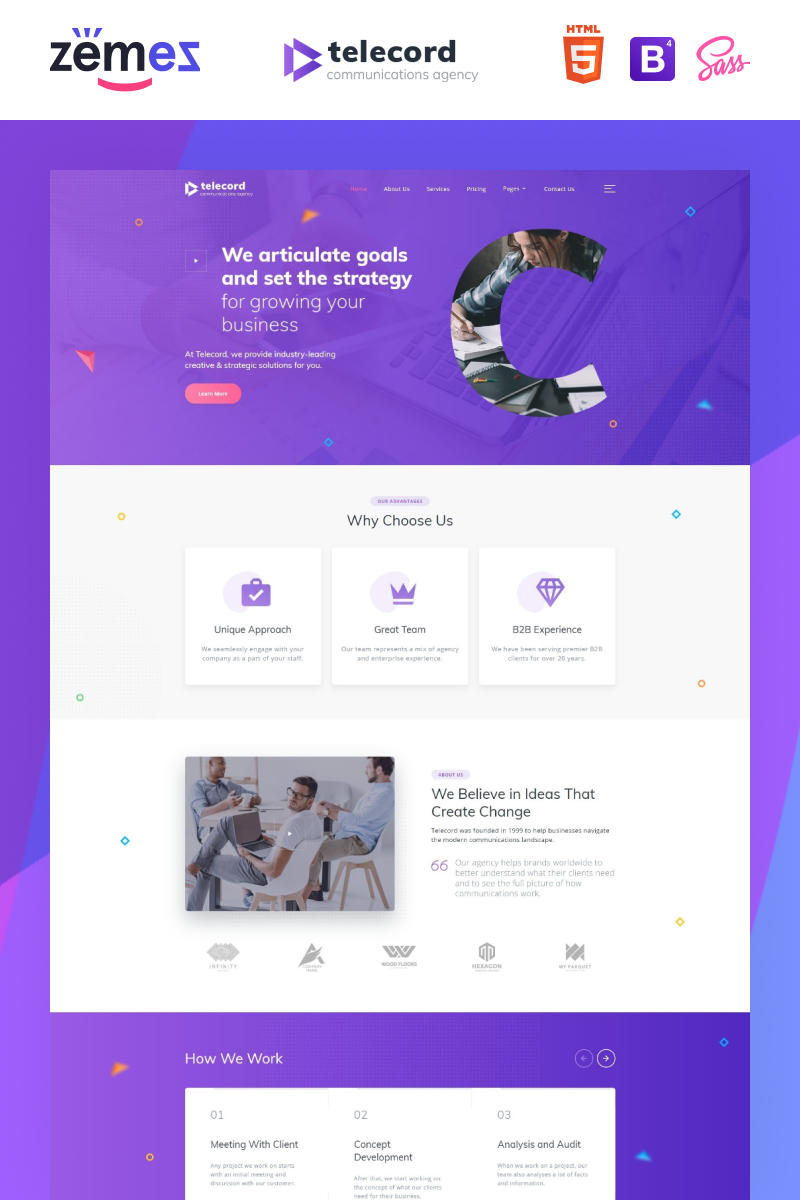 Pta Website Templates
