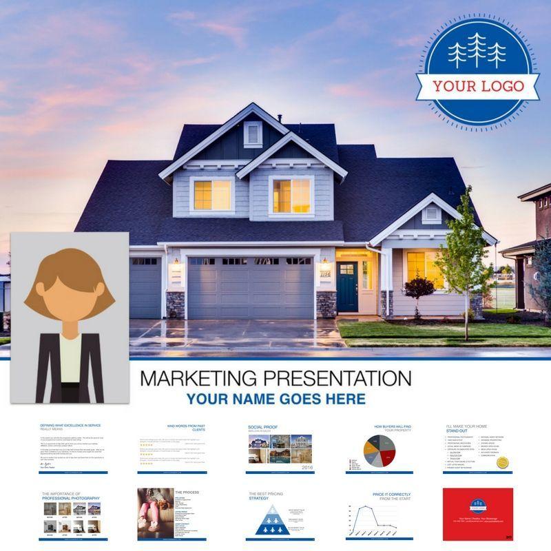 Realtor Listing Presentation Template