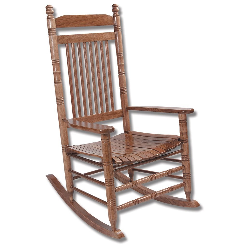 Rocking Chair Rocker Template