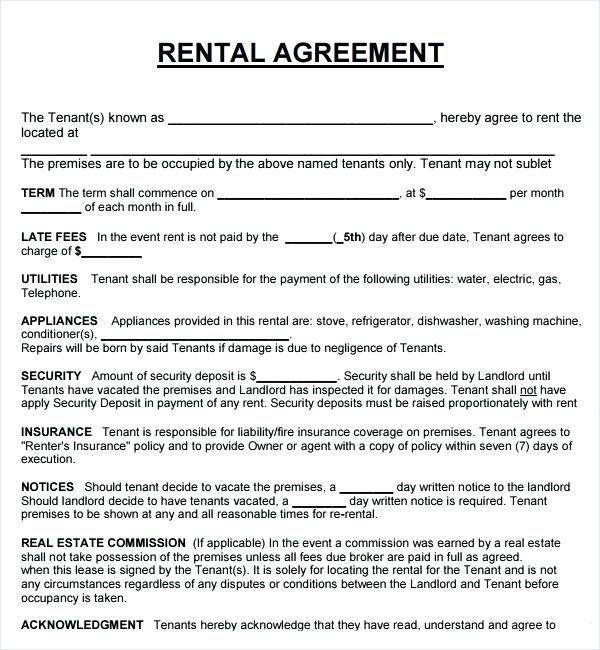 Tenant Notice Of Termination Of Lease Agreement Template South Africa