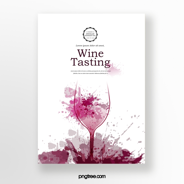 Wine Invitation Template Free