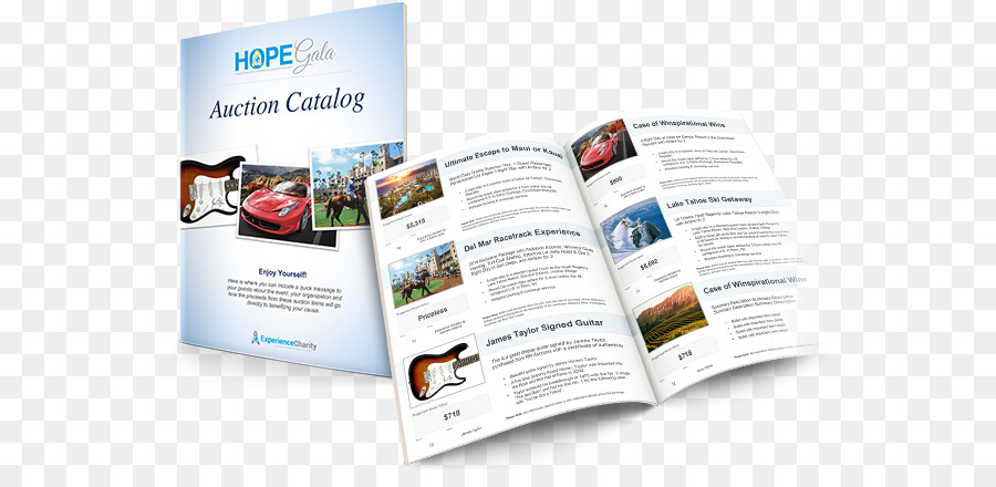 Auction Brochure Template