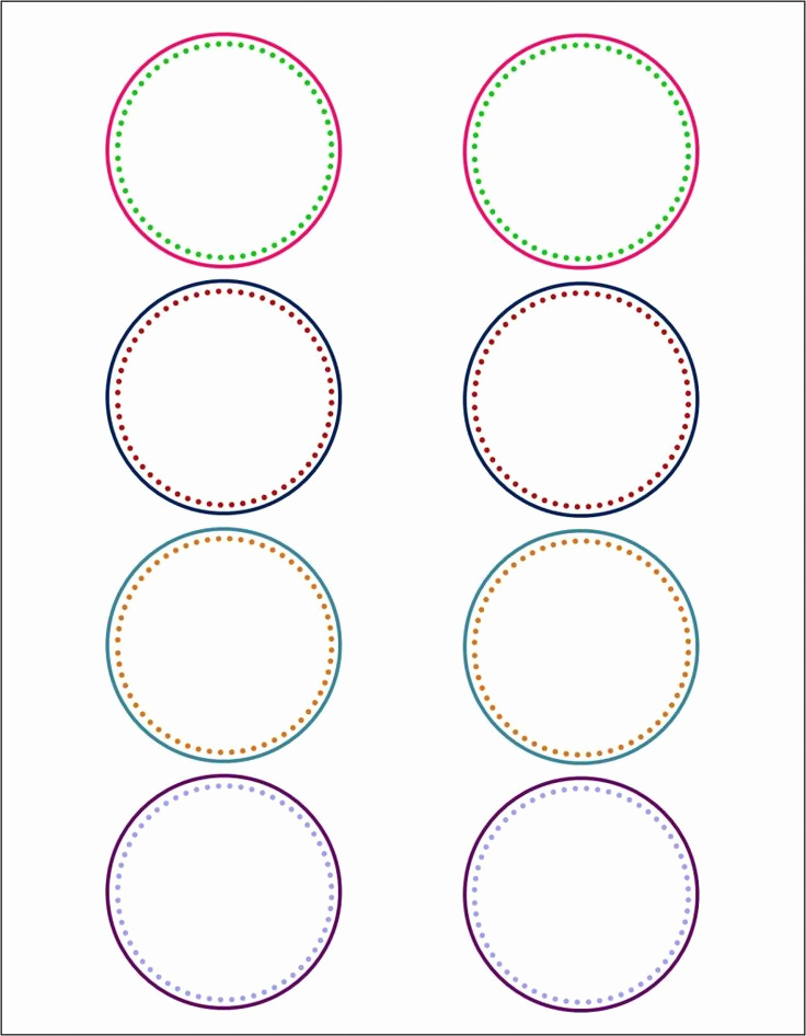 Avery Circle Labels 1 Inch Awesome 25 15x15 Circle Label Template Infovia 1 Round Label