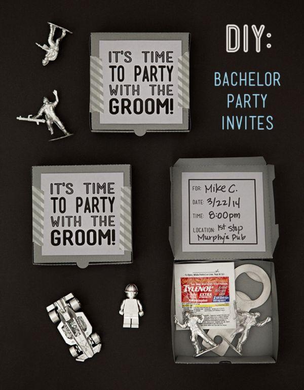 Bachelorette Party Invite Template Free Download