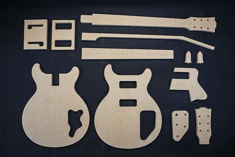 Cnc Guitar Templates