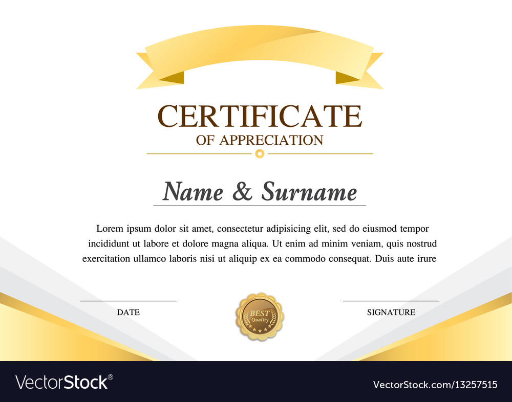 Construction Warranty Certificate Template