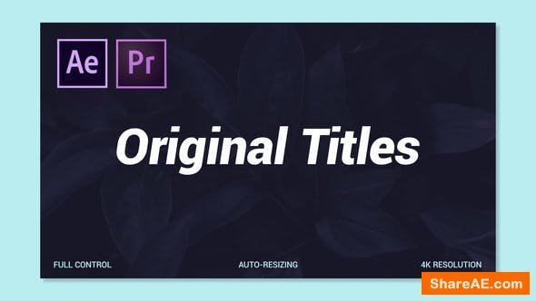 Cool After Effects Intro Templates Free