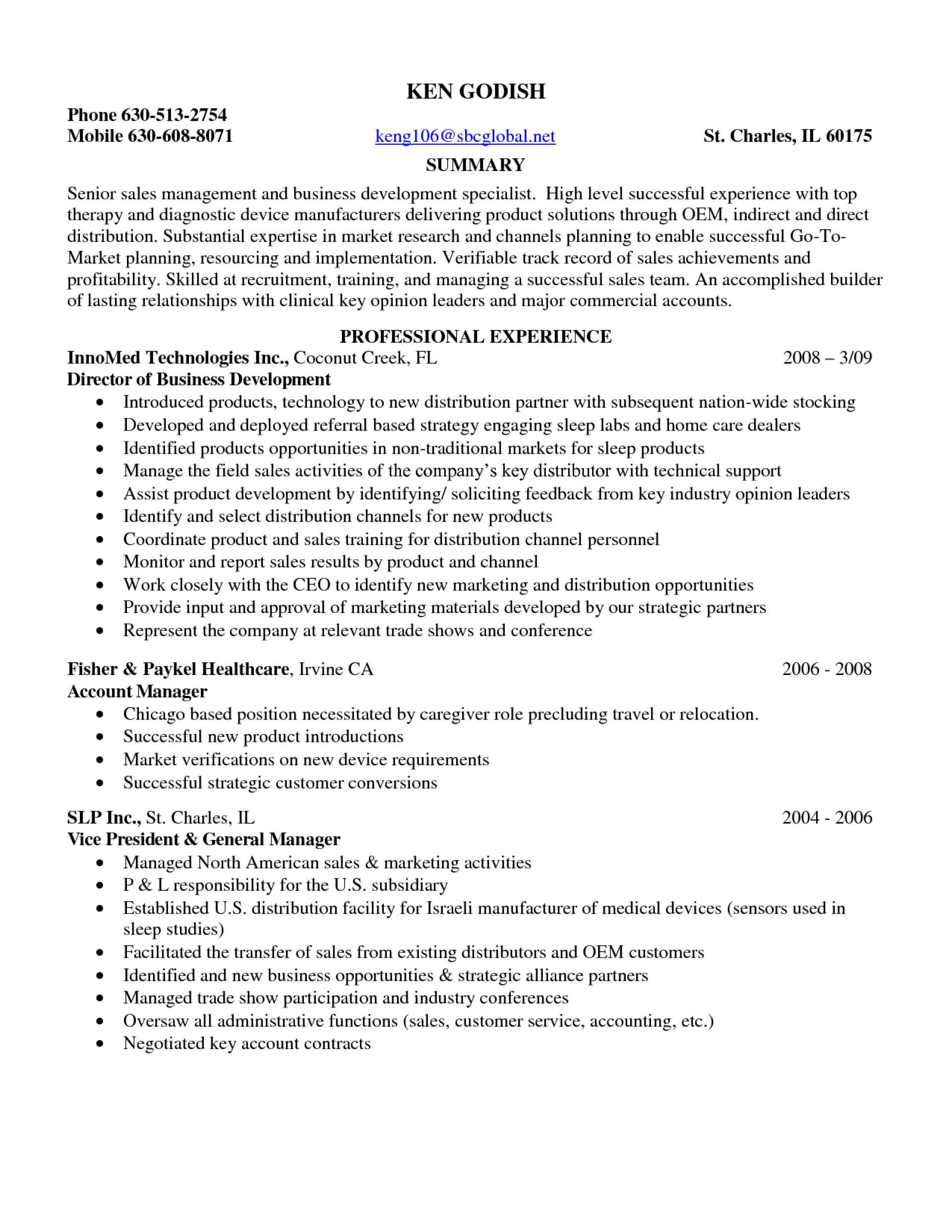 Entry Level Nurse Practitioner Resume Template