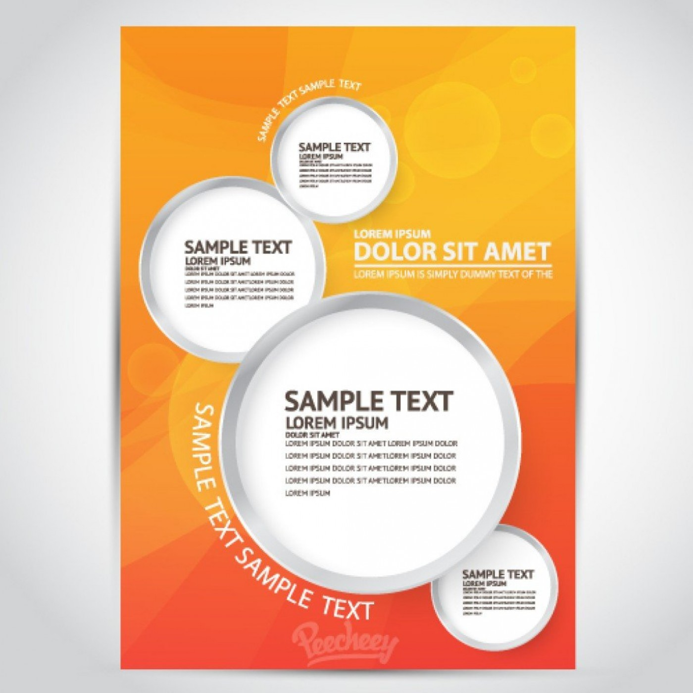 Flyers Design Templates Free Download