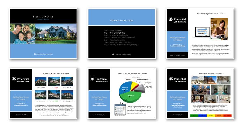 Free Real Estate Listing Presentation Template