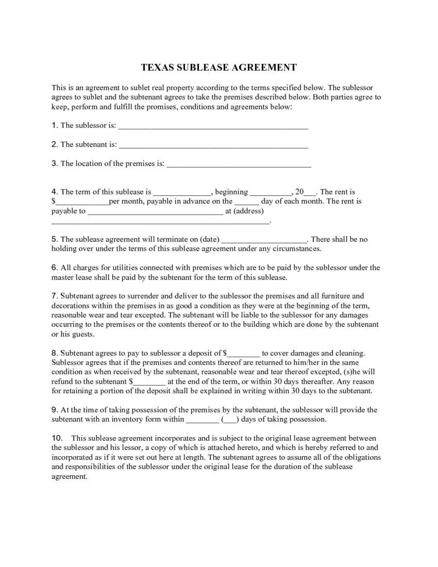 Horse Lease Agreement Template Australia