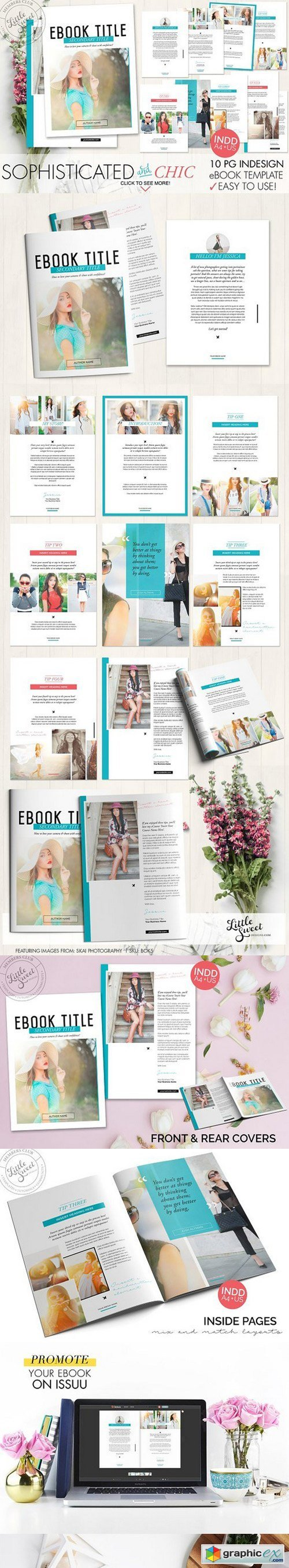 Indesign Ebook Template Free