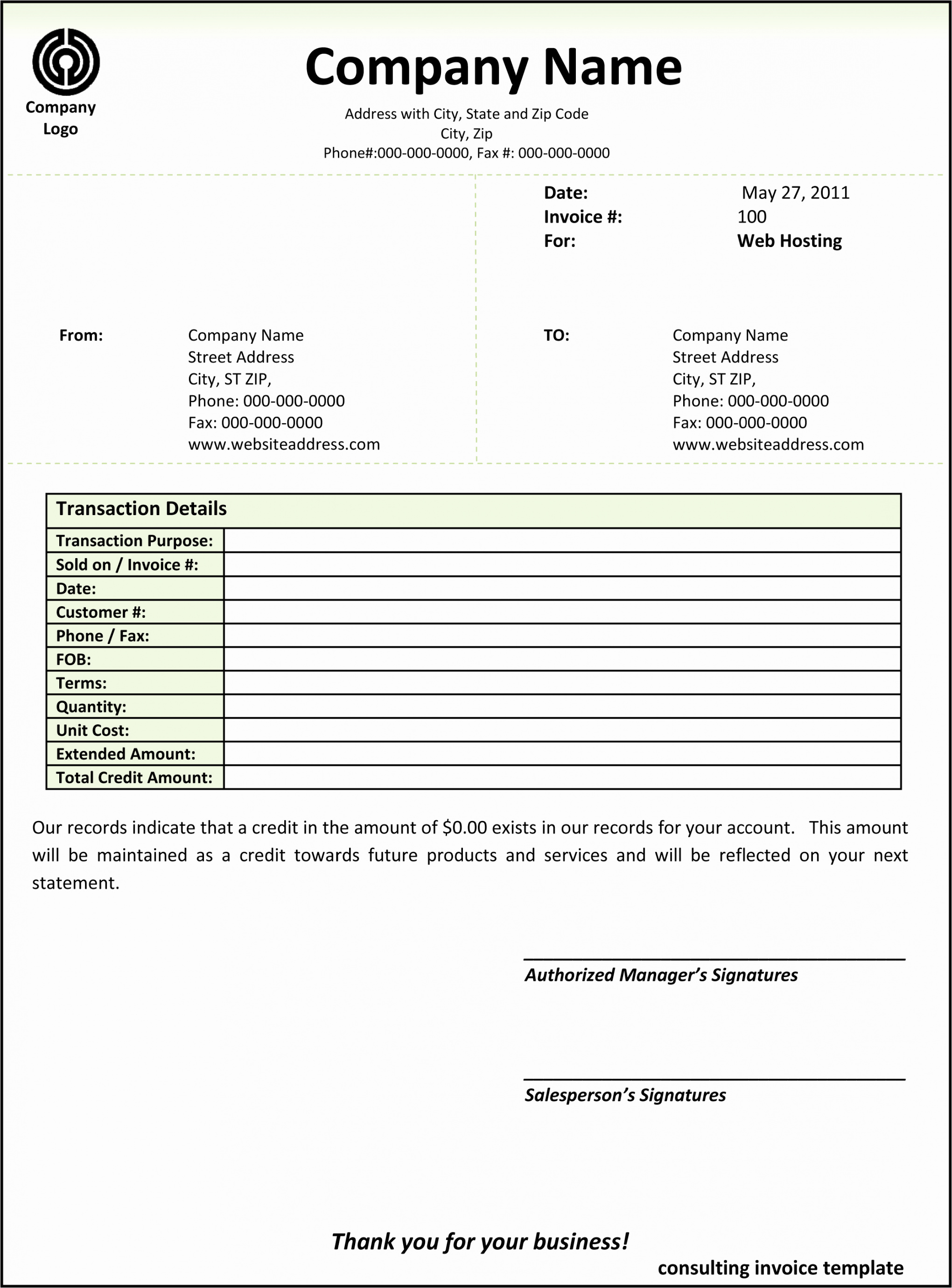 Free Invoice For Software Development Services Template Sample Software Development Invoice Template Doc