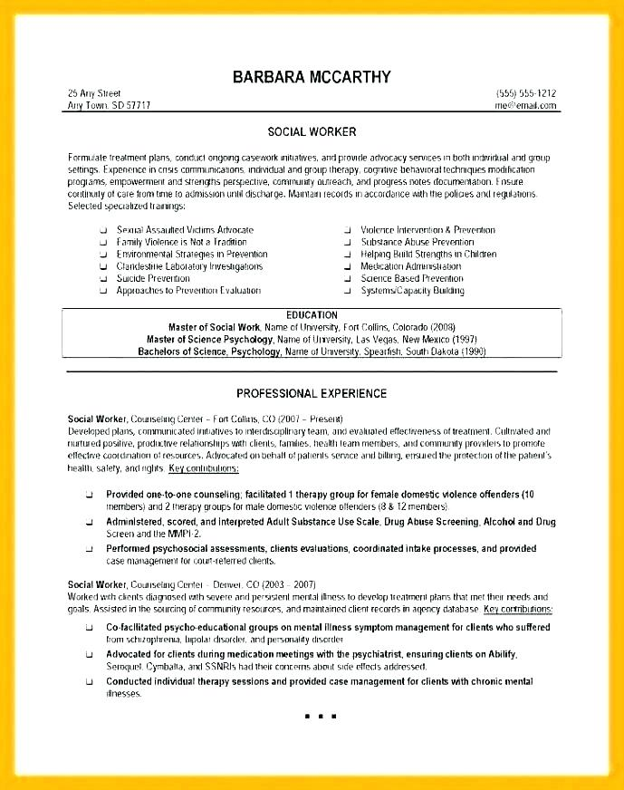 Mental Health Counseling Case Notes Template