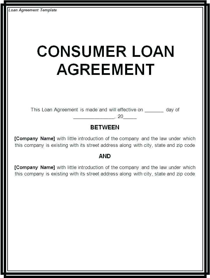 Mortgage Agreement Template Ontario