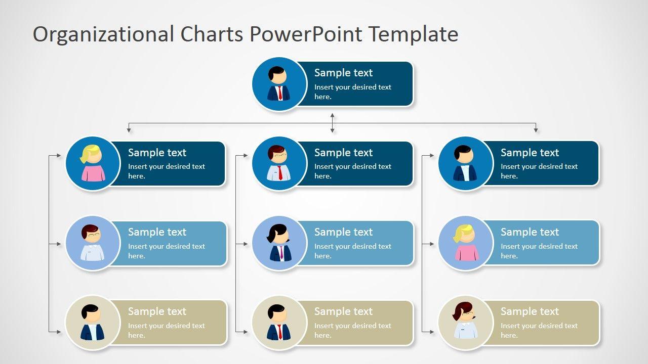 Organizational Charts Templates